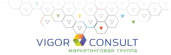 Логотип Vigorconsult