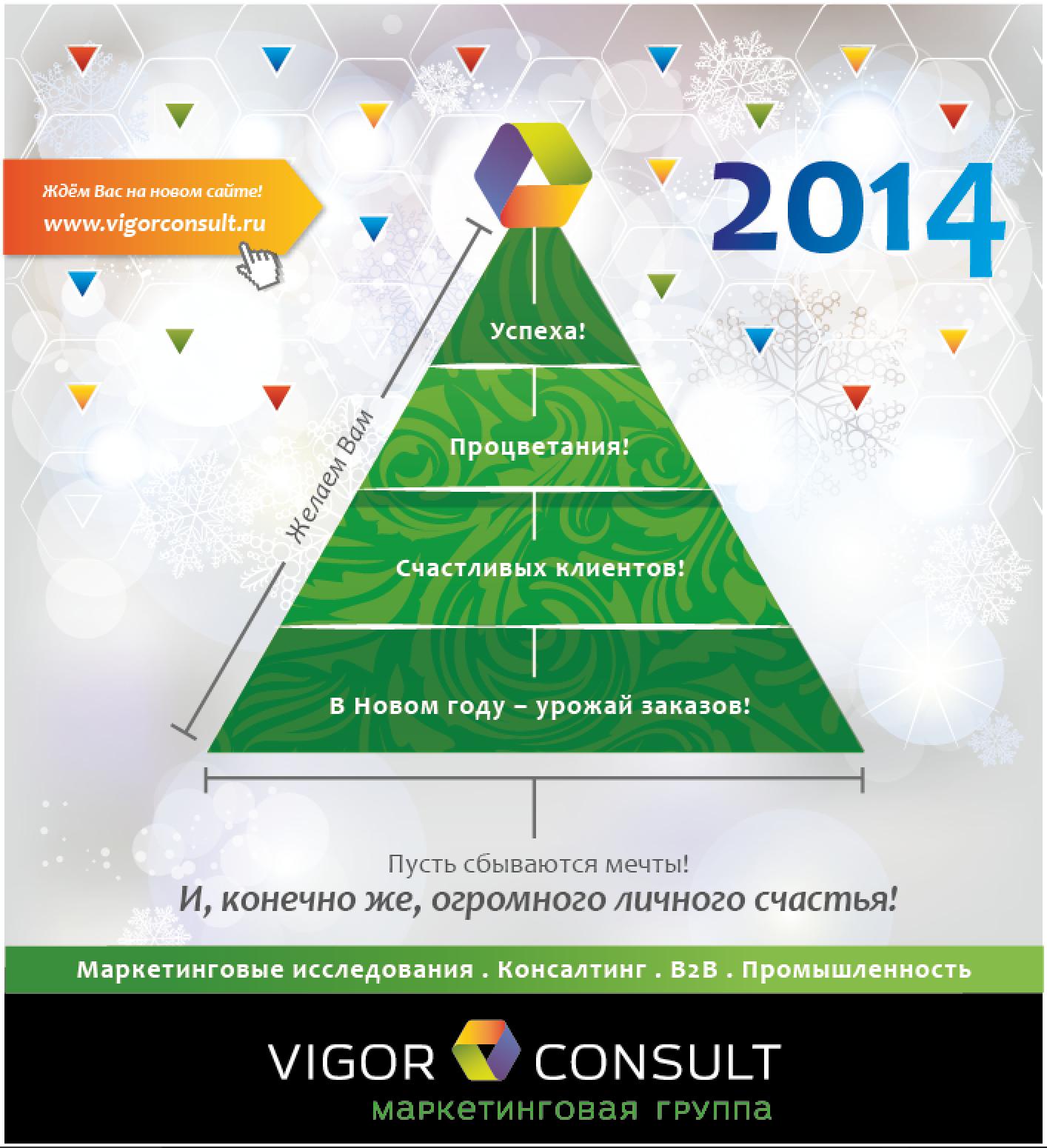 Vigor Consult NY 2014