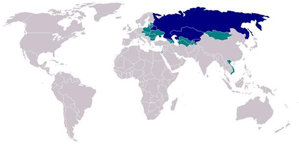языки_25 самых влиятельных языков мира